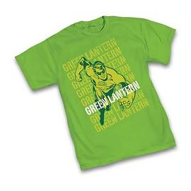Green Lantern - Retro T-Shirt
