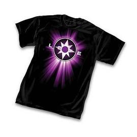 Green Lantern - Violet Lantern Symbol T-Shirt