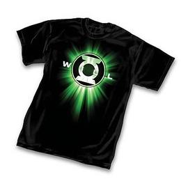 Green Lantern - Symbol Will T-Shirt