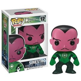 Green Lantern - Movie Sinestro Pop! Vinyl Figure