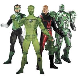Green Lantern - Series 4 Action Figure Set