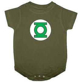 Green Lantern - Logo Onesie