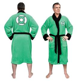 Green Lantern - Fleece Bath Robe