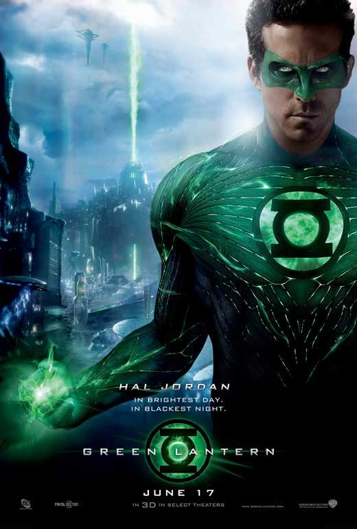 green lantern 2011 film. Green Lantern - 11 x 17 Movie