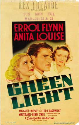Green Light - 11 x 17 Movie Poster - Style A