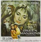 Green Mansions - 30 x 30 Movie Poster - Style A