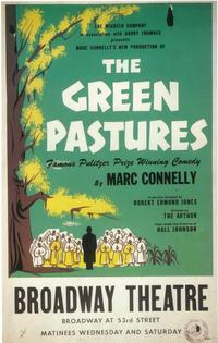 Green Pastures, The (Broadway) - 11 x 17 Poster - Style A
