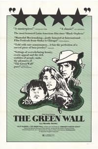The Green Wall - 11 x 17 Movie Poster - Style A