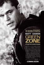 Green Zone - 43 x 62 Movie Poster - Bus Shelter Style B