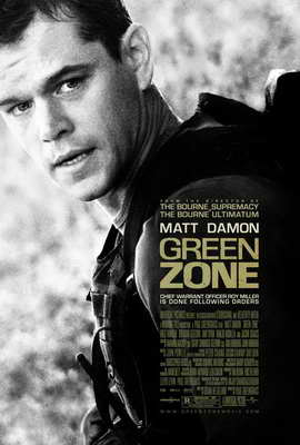 Green Zone - 11 x 17 Movie Poster - Style A