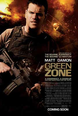 Green Zone - 11 x 17 Movie Poster - Style E