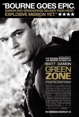 Green Zone - 11 x 17 Movie Poster - UK Style A