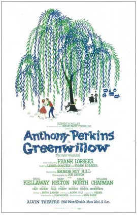 Greenwillow (Broadway) - 14 x 22 Poster - Style A