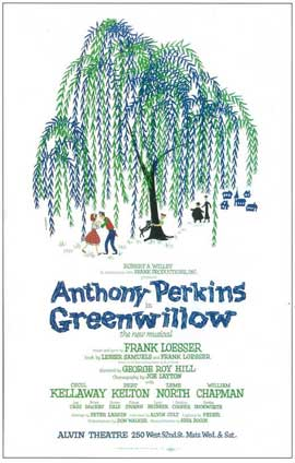 Greenwillow (Broadway) - 11 x 17 Poster - Style A