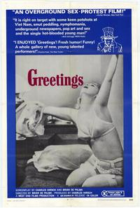 Greetings - 27 x 40 Movie Poster - Style A