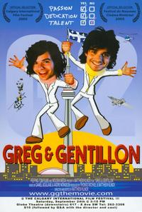 Greg & Gentillon - 11 x 17 Movie Poster - Style A