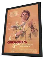 Gregory's Girl - 11 x 17 Movie Poster - Style A - in Deluxe Wood Frame