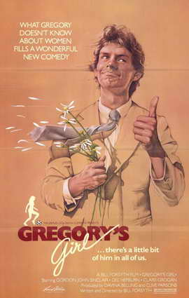 Gregory's Girl - 27 x 40 Movie Poster - Style A