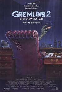 Gremlins 2: The New Batch - 27 x 40 Movie Poster - Style A