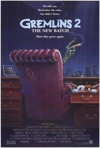 Gremlins 2: The New Batch - 43 x 62 Movie Poster - Bus Shelter Style A