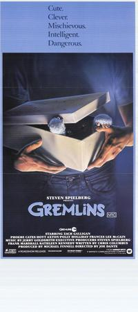 Gremlins - 11 x 17 Movie Poster - Style B