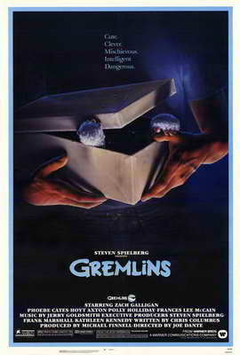 Gremlins - 27 x 40 Movie Poster - Style A