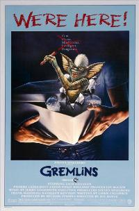 Gremlins - 27 x 40 Movie Poster - Style B