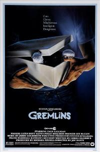 Gremlins - 43 x 62 Movie Poster - Bus Shelter Style B