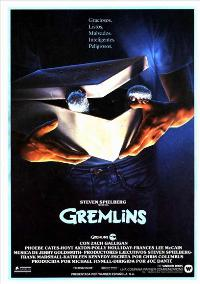 Gremlins - 11 x 17 Movie Poster - Spanish Style A