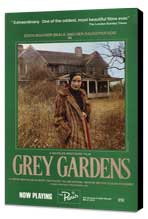 Grey Gardens - 11 x 17 Movie Poster - Style A - Museum Wrapped Canvas