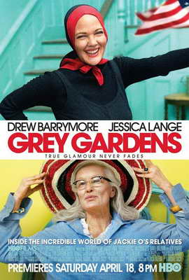 Grey Gardens (TV) - 11 x 17 Movie Poster - Style A