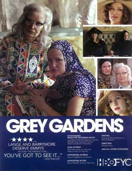 Grey Gardens (TV) - 11 x 17 TV Poster - Style A