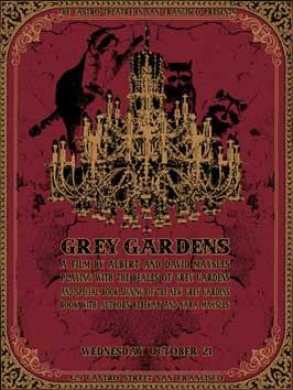 Grey Gardens (TV) - 11 x 17 Movie Poster - Style B