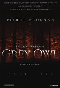 Grey Owl - 11 x 17 Movie Poster - Style A