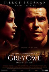 Grey Owl - 27 x 40 Movie Poster - Style B