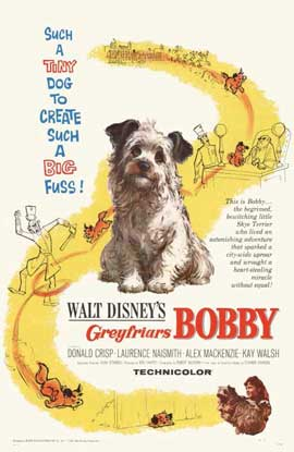 Greyfriars Bobby - 11 x 17 Movie Poster - Style A