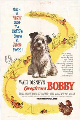 Greyfriars Bobby - 27 x 40 Movie Poster - Style A