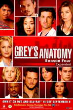 Grey's Anatomy - 27 x 40 Movie Poster - Style D