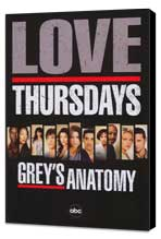 Grey's Anatomy - 27 x 40 TV Poster - Style C - Museum Wrapped Canvas