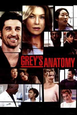 Grey's Anatomy - 27 x 40 TV Poster - Style B