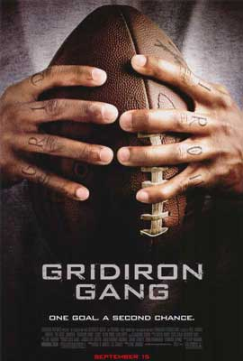 Gridiron Gang - 27 x 40 Movie Poster - Style A