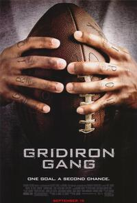 Gridiron Gang - 43 x 62 Movie Poster - Bus Shelter Style A