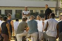 Gridiron Gang - 8 x 10 B&W Photo #13
