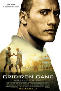 Gridiron Gang - 8 x 10 Color Photo #17
