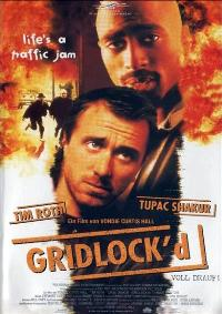 Gridlock'd - 11 x 17 Movie Poster - Style D