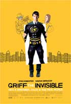 Griff the Invisible - 11 x 17 Movie Poster - Style A