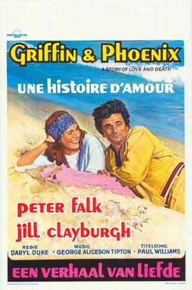 Griffin and Phoenix: A Love Story - 11 x 17 Movie Poster - Belgian Style A