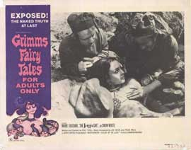 Grimms Fairy Tales For Adults Only - 11 x 14 Movie Poster - Style C
