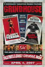 Grindhouse - 11 x 17 Movie Poster - Style D