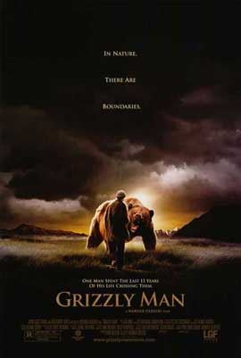 Grizzly Man - 11 x 17 Movie Poster - Style D
